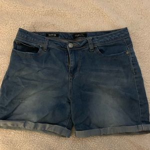 Rue21 Get the Lift High Rise Shorts 11/12
